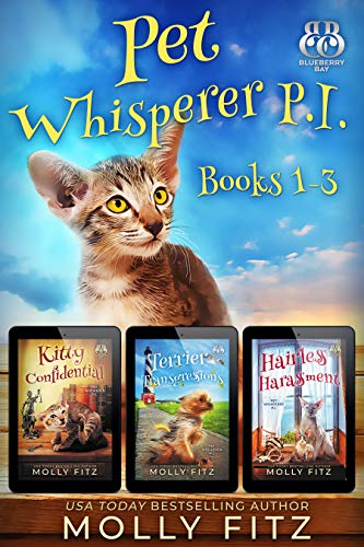 Pet Whisperer P.I.: Books 1-3 Special Boxed Edition