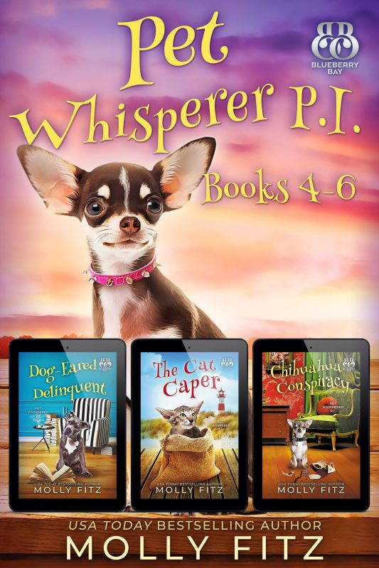 Pet Whisperer P.I.: Books 4-6 Special Boxed Collection