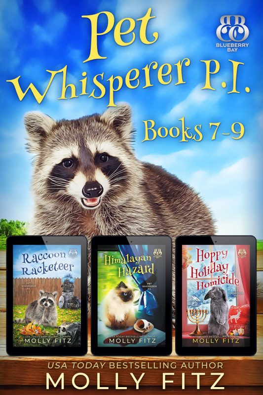 Pet Whisperer P.I.: Books 7-9 Special Boxed Collection