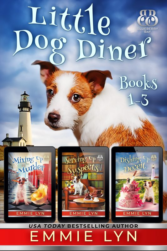 Little Dog Diner, Books 1-3 Special Edition Boxed Set
