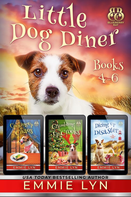 Little Dog Diner, Books 4-6 Special Edition Boxed Set