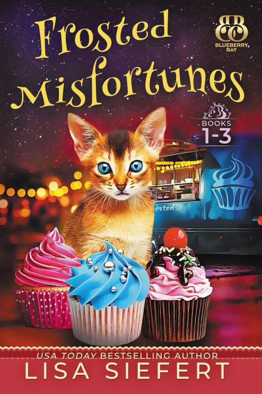 Frosted Misfortunes, Books 1-3