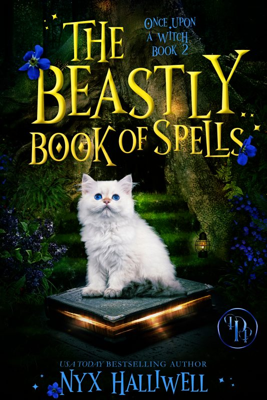 Beastly Book of Spells