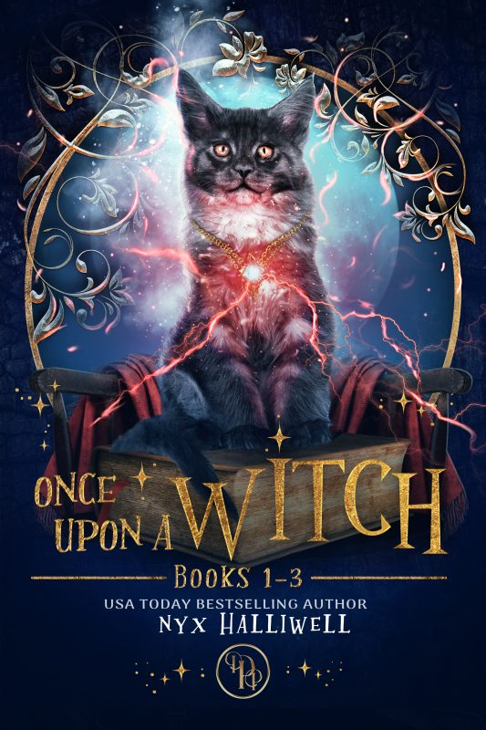 Once Upon a Witch, Books 1-3 Special Collection