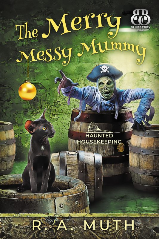 The Merry Messy Mummy
