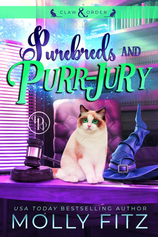 Purebreds & Purrjury