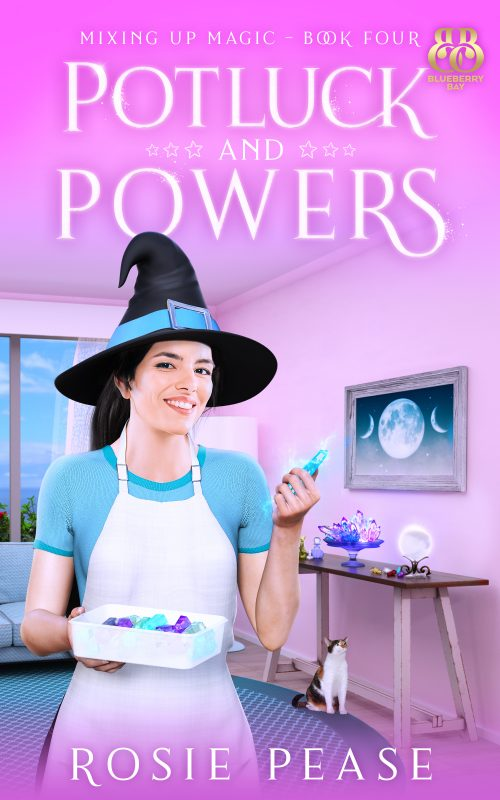 Potluck and Powers
